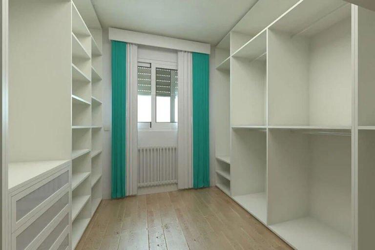 Szafy do zabudowy – jak odpowiednio zaprojektować każde wnętrze?