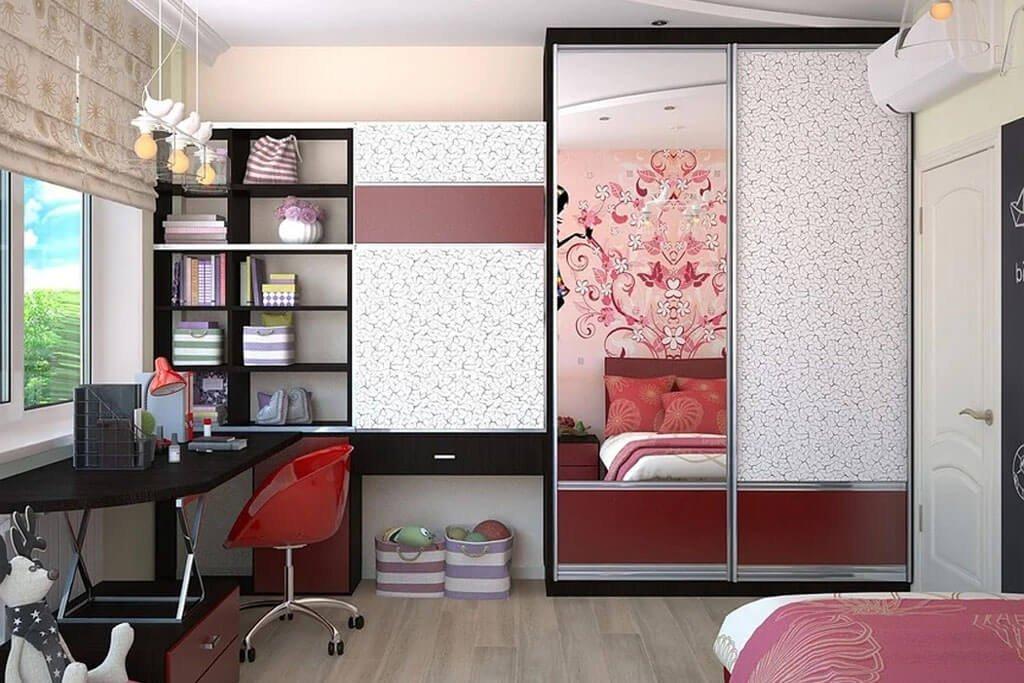 Odpowiednio zabudowane szafy wymagają dobrego przemyślenia układu i rozmieszczenia