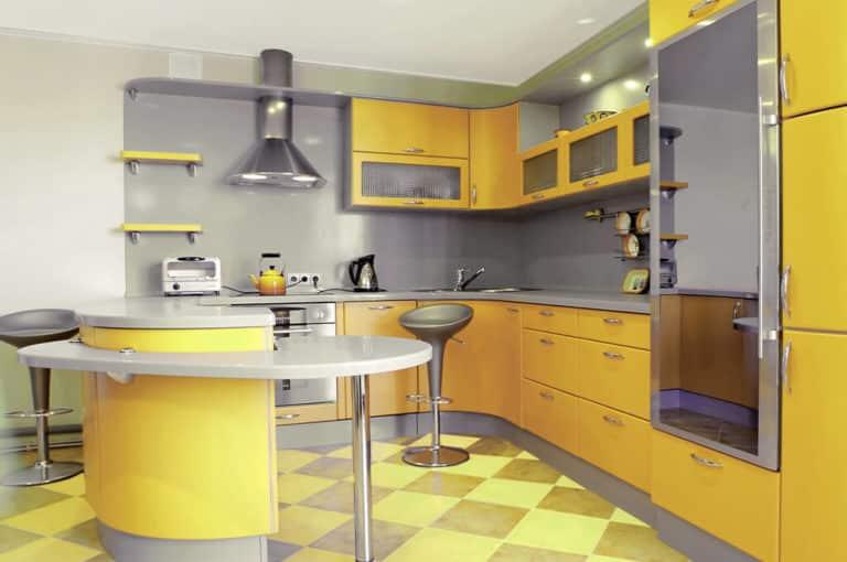 Jak wybrać kolor mebli kuchennych?