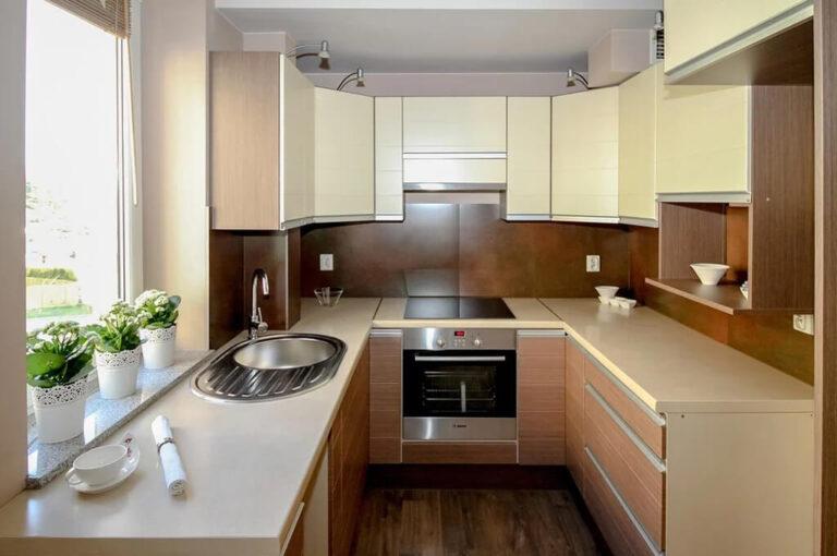 Read more about the article Meble kuchenne na wymiar do małej kuchni